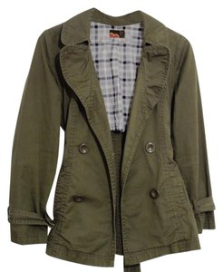 Forever 21 Military Army Military Jacket