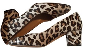 Charlotte Olympia leopard Pumps