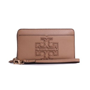 Tory Burch Style Number 32173 Wristlet in Camel