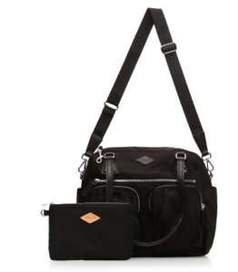 MZ Wallace Black mineral Travel Bag