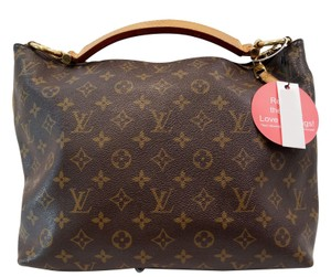 Louis Vuitton Lv Sully Pm Monogram Shoulder Bag
