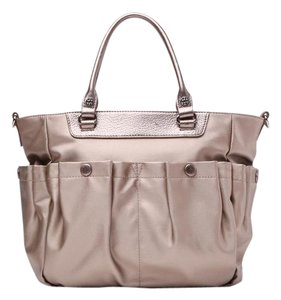 MZ Wallace Tote in Cameo Luster