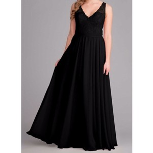 Black Sadie Kennedy Blue Gown Dress