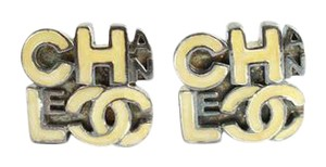 Chanel Chanel Name Earrings 49CCA11317