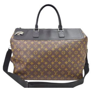 Louis Vuitton Louis Vuitton monogram Travel Bag