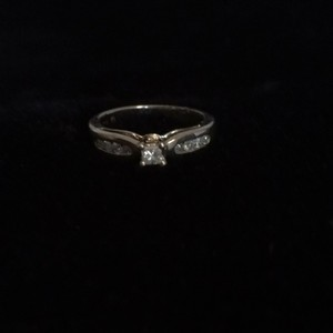 Kay Jewelers diamond promise ring