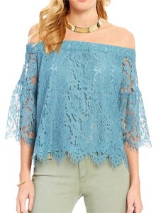 Jessica Simpson Top smoke blue