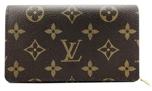 Louis Vuitton Louis Vuitton Monogram Porte Monnaie Billets Tresor Bifold Wallet