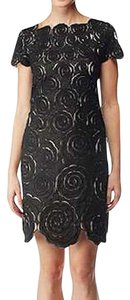 Catherine Malandrino Silk Floral Sheath A-line Dress