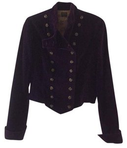 Lucky Brand Deep Purple Jacket