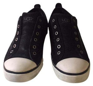 UGG Australia black and white Athletic