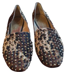 Kenneth Cole Leopard Flats