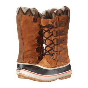 Sorel tan/black Boots