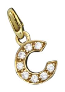 Chanel Chanel Motif Diamond Charm