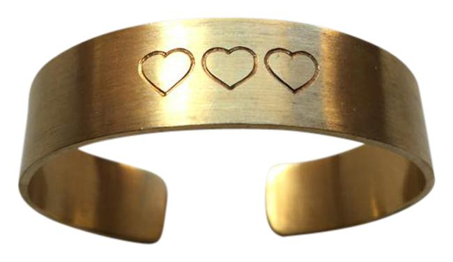 Item - Yellow Gold Vermeil D'esclave Martel Bangle Bracelet