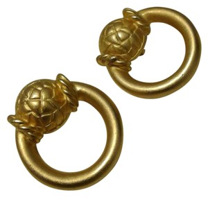 Givenchy Gorgeous Givenchy Clip On Earrings