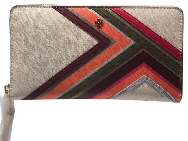 Item - New Ivory Robinson Zip Around Leather Wallet