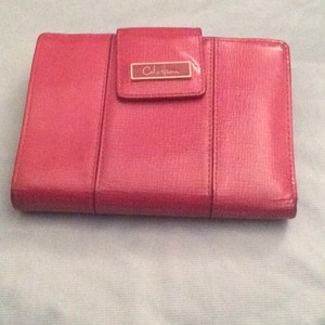 Cole Haan Cole Hann Pink Patent Leather Wallet