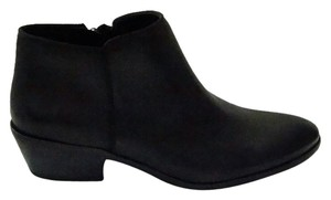 Sam Edelman Petty Leather New Classic Ankle Black Boots