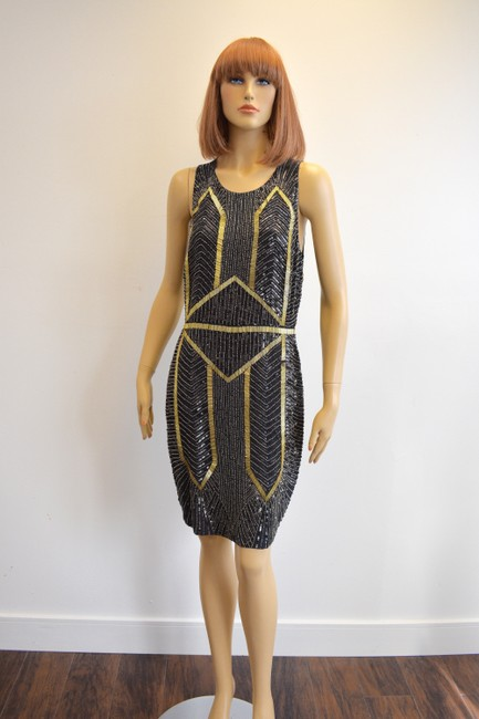 Nicole Miller Pay Sexy New Years Dress