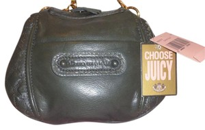 Juicy Couture Nwt Leather Dust Lined Cross Body Bag