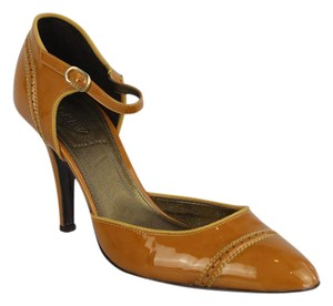 J.Crew Warm Marigold Pumps