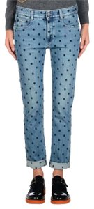 Stella McCartney Boyfriend Skinny Jeans-Distressed