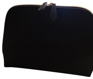 Burberry Black Burberry Large Toiletry Cosmetics bag
