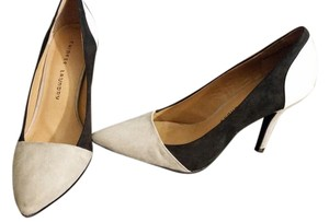 Chinese Laundry Classy Business Multi-color Suede Black, white, grey Pumps