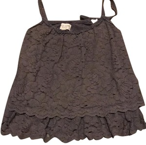 Gilly Hicks Top gray