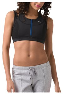 Lacoste Lacoste Women's Fitness & Yoga Technical Jersey Mixed Mesh Sports Bra