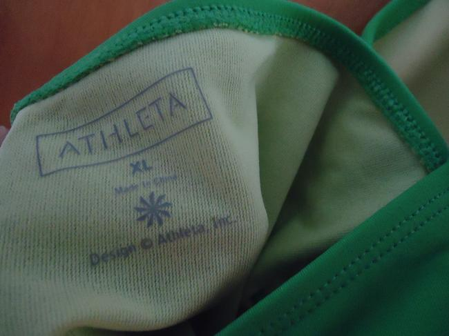 Athleta Athleta Shirrendipity Tank One piece Bathing Suit NWOT