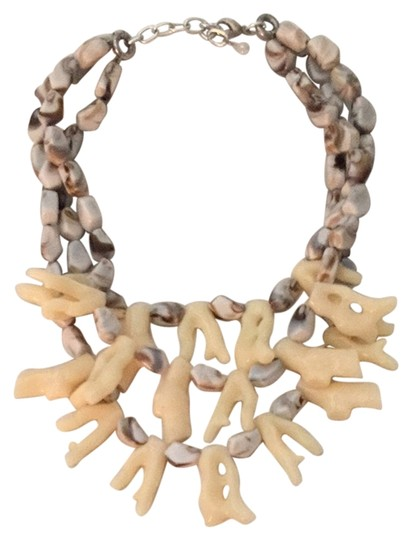 Snappy Turtle Snappy Turtle White Coral Necklace