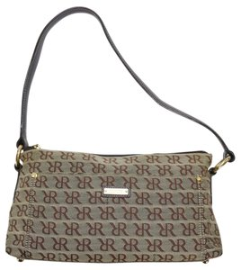 Rioni Italian Canvas Canvas Shoulder Bag
