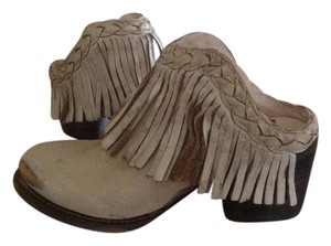 FreeBird By Steven Leather Ice Mules