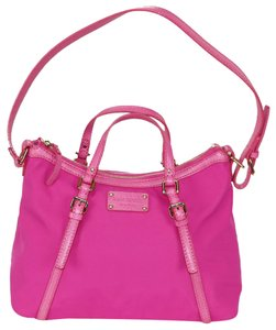 Kate Spade Summer Classic Sporty Satchel in Pink