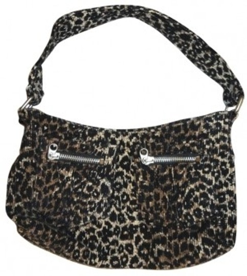 Old Navy Satchel in Leopard