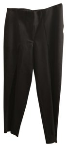 Bottega Veneta Straight Pants Black