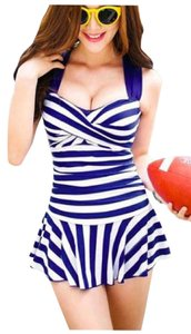 Other Blue Stripes Swimsuit (different Sizes Available)