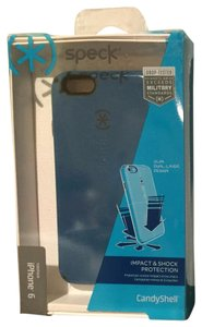 Speck Blue iPhone 6/6s Speck Cell Phone Case