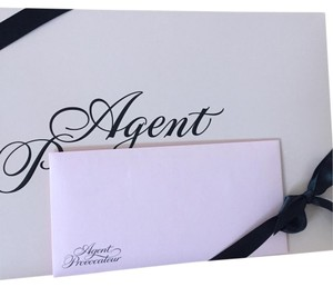 Agent Provocateur box,ribbon, envelope