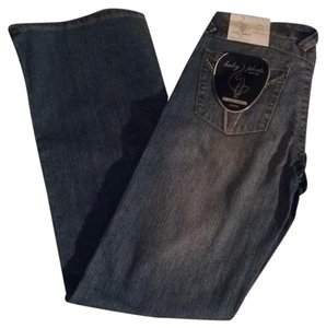 Baby Phat Boot Cut Jeans-Medium Wash