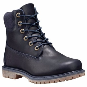 bf2f43eff64 Blue Timberland Boots & Booties Up to 90% off at Tradesy