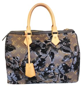 Louis Vuitton Collection Satchel in Brown