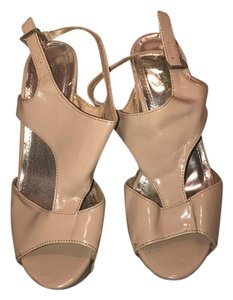 BamBoo shoe bage Wedges