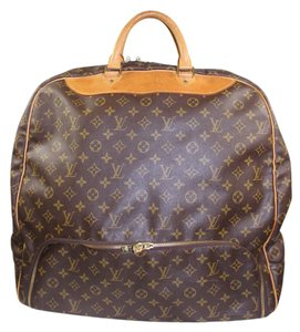 Louis Vuitton Sports Vuitton Weekend Overnight Carry-on Travel Bag