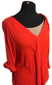 CB Casual Top red