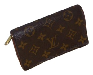 Louis Vuitton Porte Tresor zip zippy wallet