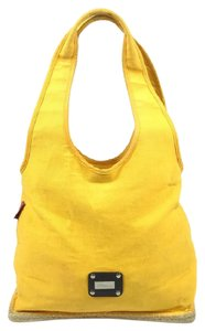 Saldarini 1882 Tote in Yellow