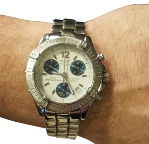 Breitling watch Breitling colt chronograph